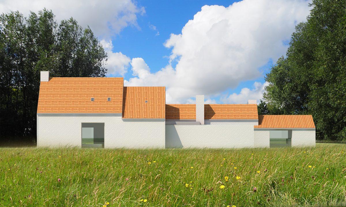 Verbouwing te Knokke-Heist