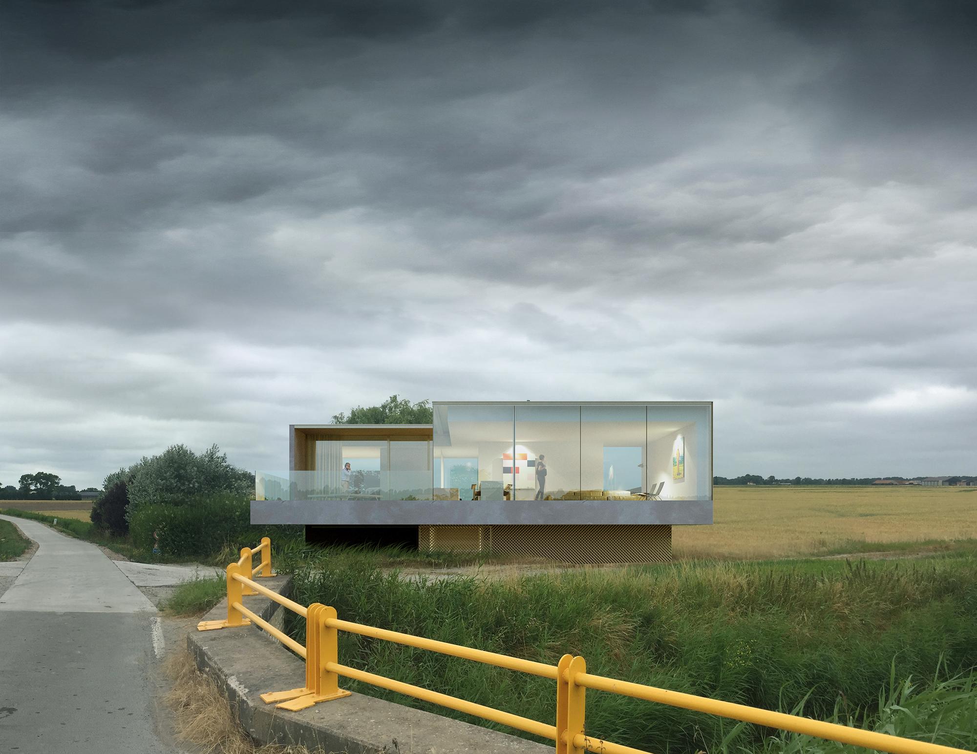 Afbeelding Hof ter Hille - Bouwbedrijf Bryon