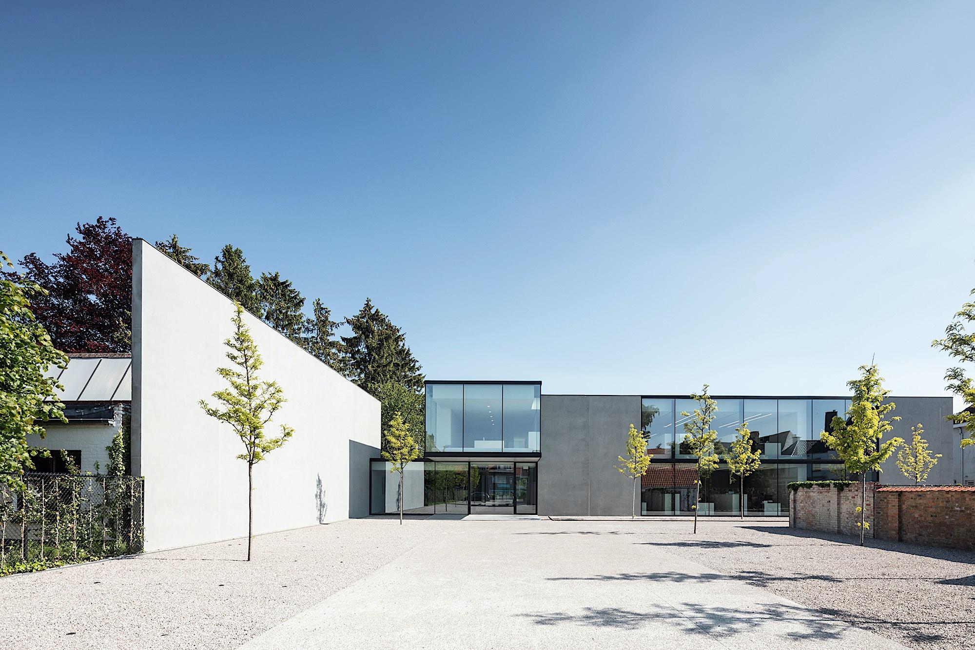 Afbeelding project Notariaat Brugge