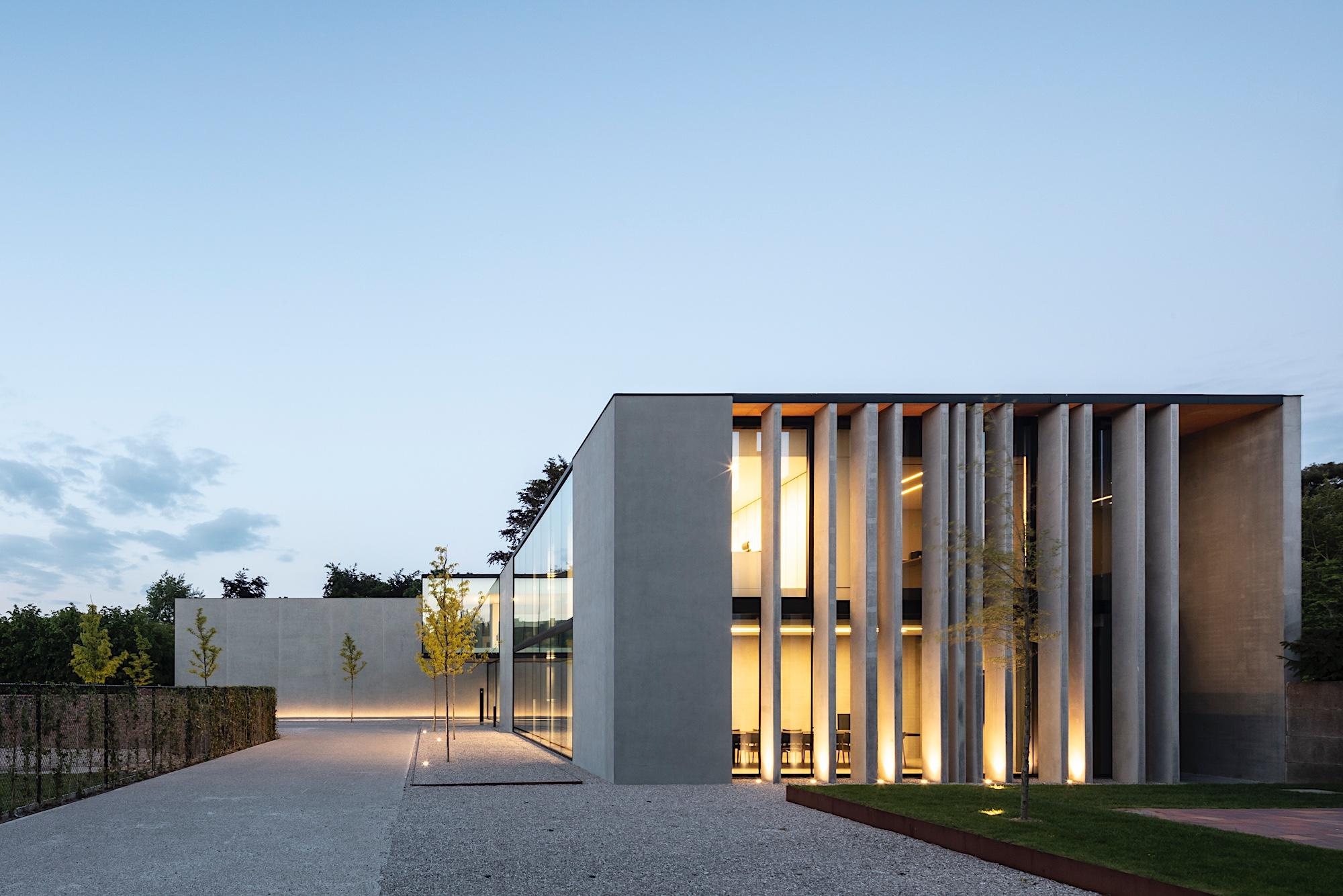 Afbeelding Notariaat Brugge - Bouwbedrijf Bryon