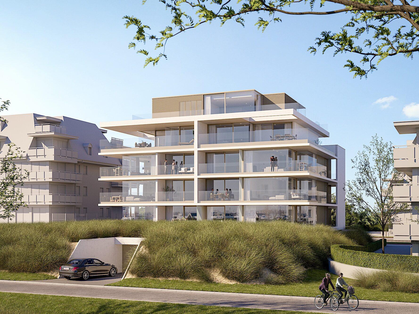Afbeelding Appartementsgebouw