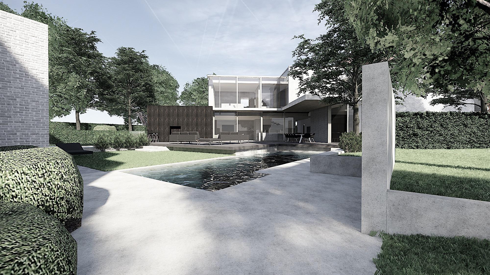 Afbeelding project Woning Knokke