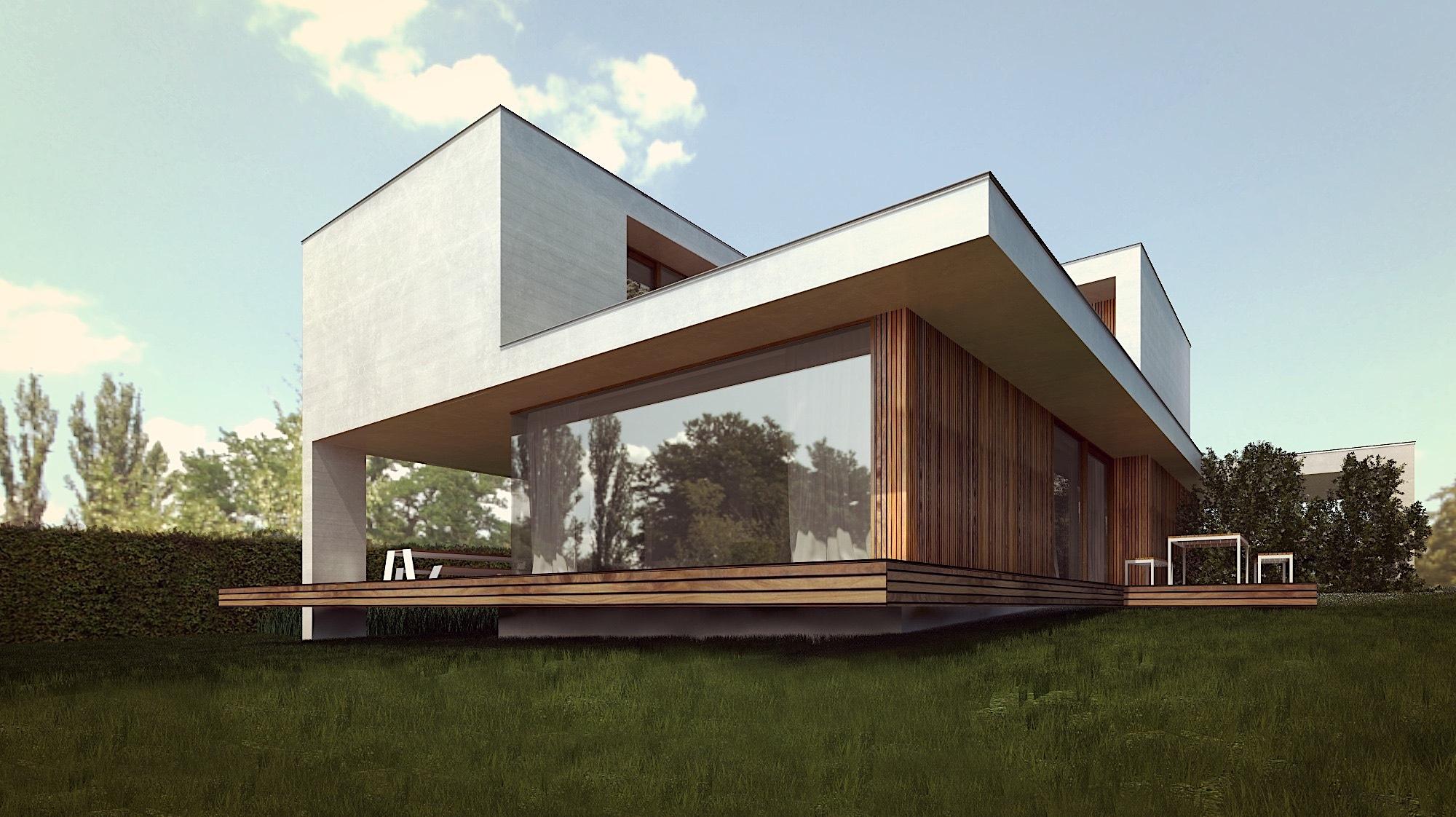 Afbeelding project Woning Oostduinkerke