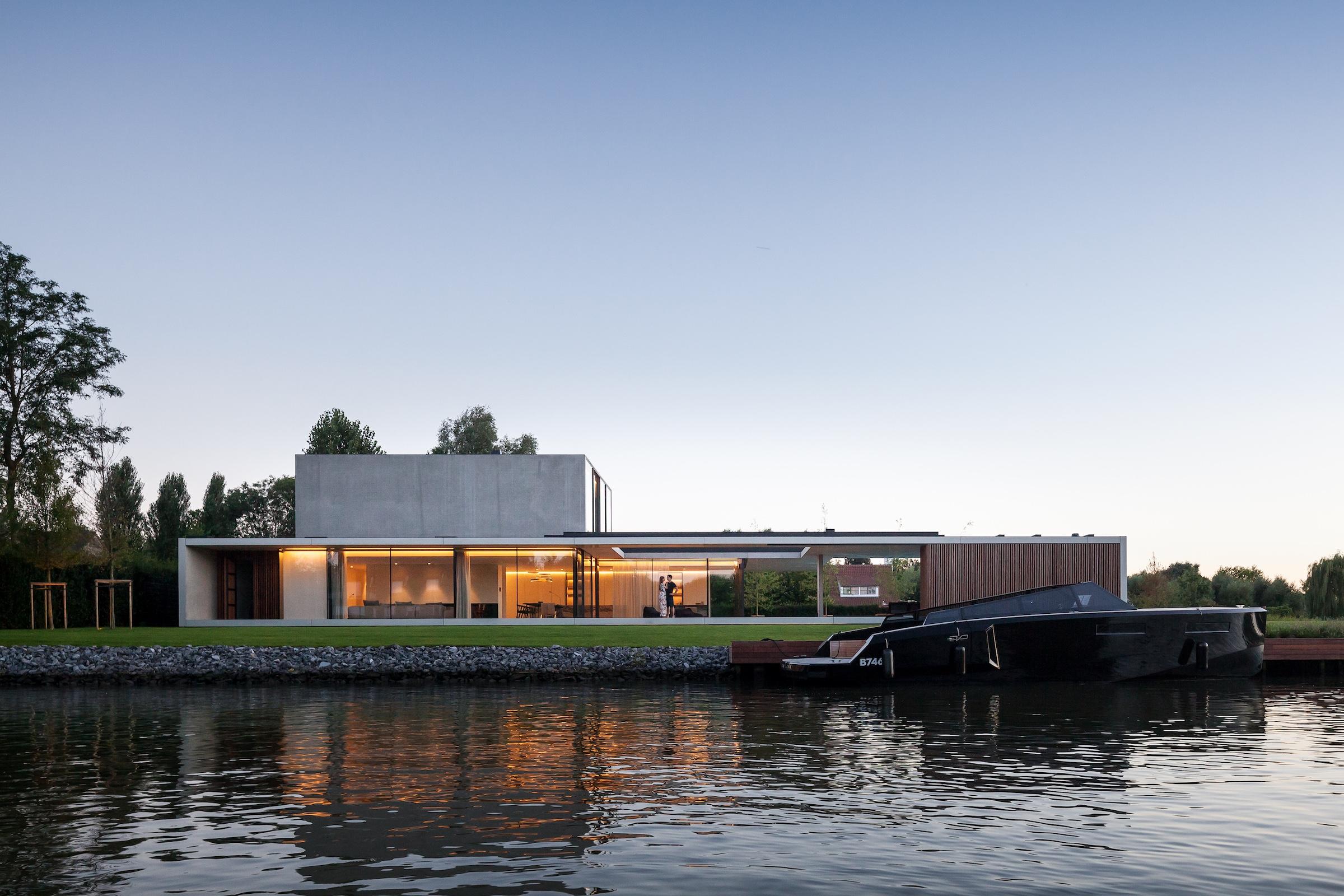 Afbeelding project Woning Sint-Martens-Latem